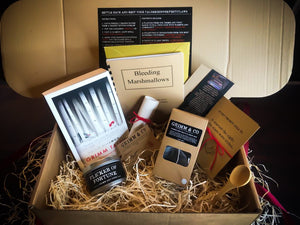 Novel Tea Box - Philip Pullman Box