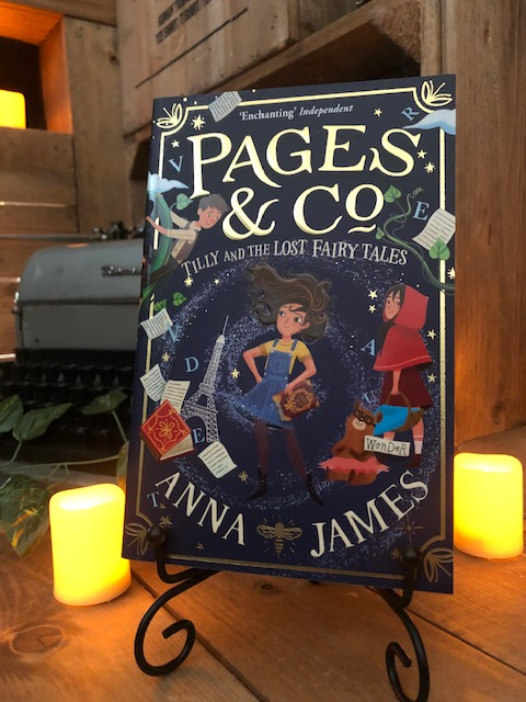 Pages & Co Tilly And The Lost Fairy Tales