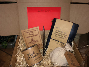 Gift Boxes to Mull Over - Witch/Wizard (Adult)