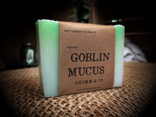 Load image into Gallery viewer, Goblin Mucus Soap