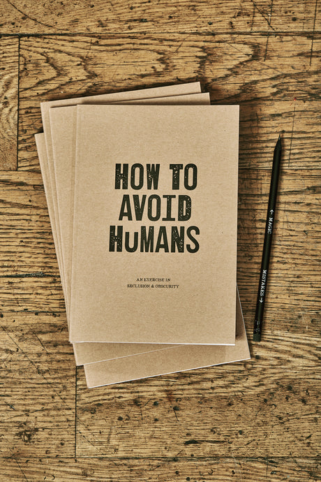 How to Avoid Humans Note Keeper