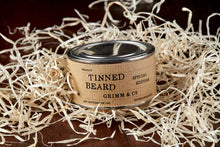 Load image into Gallery viewer, Tinned Beard White