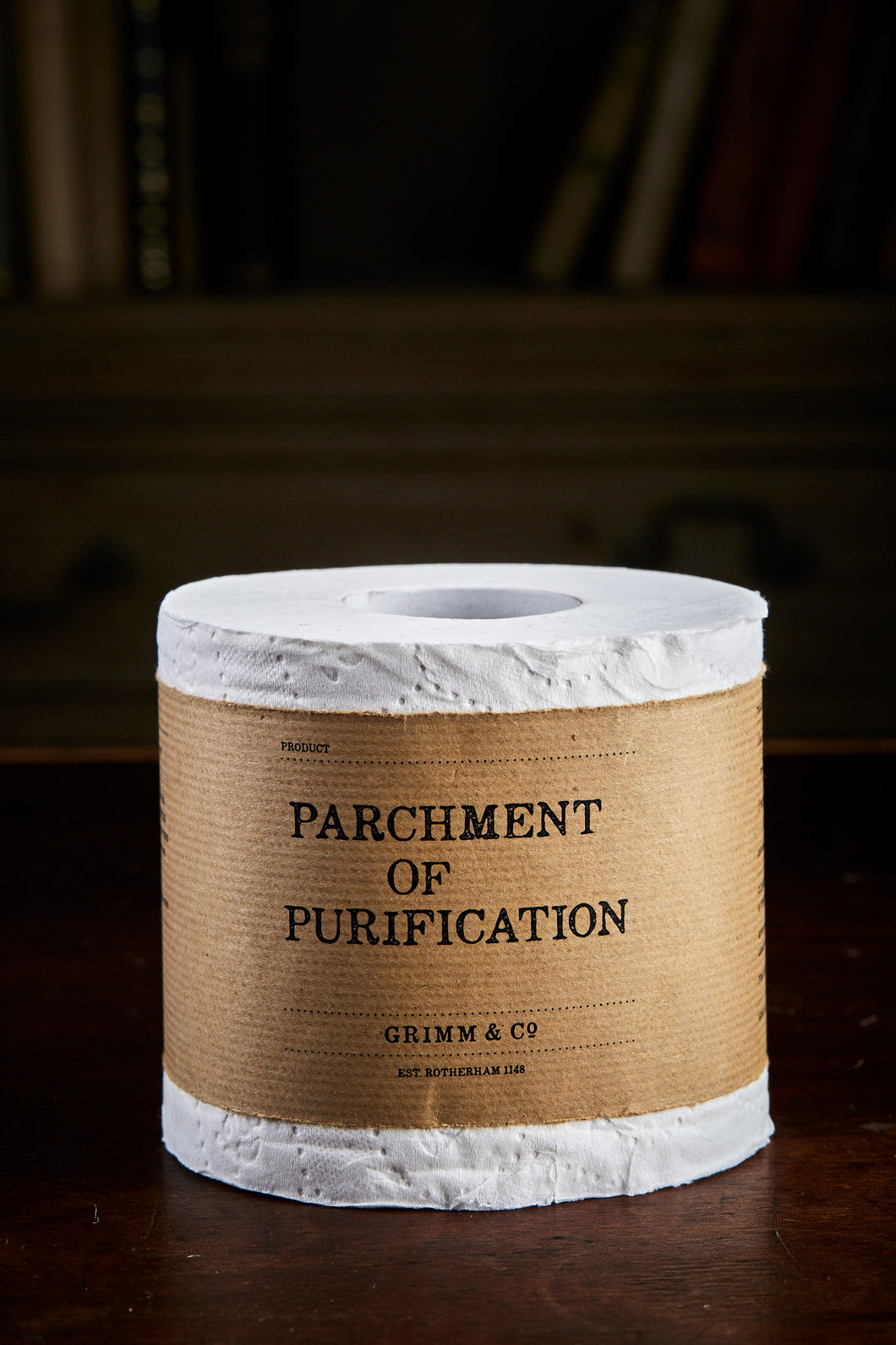 Parchment of Purification