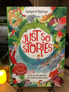 Just So Stories Book and CD