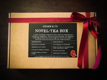 Load image into Gallery viewer, Novel Tea Box - Philip Pullman Box