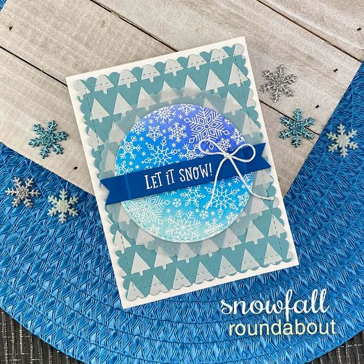 Newton's Nook Snowfall Roundabout