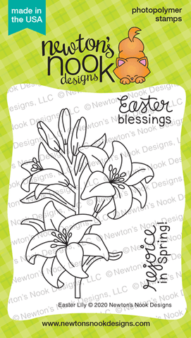 Newton's Nook Easter Lily