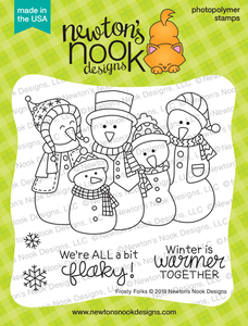 Newton's Nook-Frosty Folks