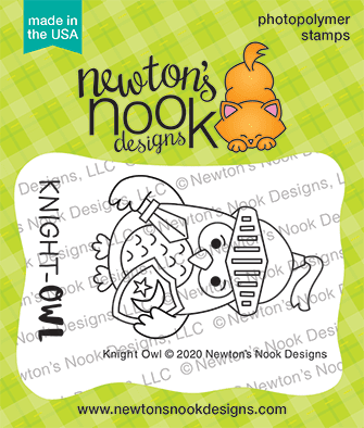Newton's Nook Knight Owl