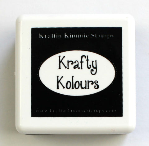 Krafty Kolours-Wicked Black Mini Cube