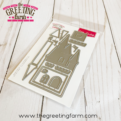 The Greeting Farm Magic Castle Die