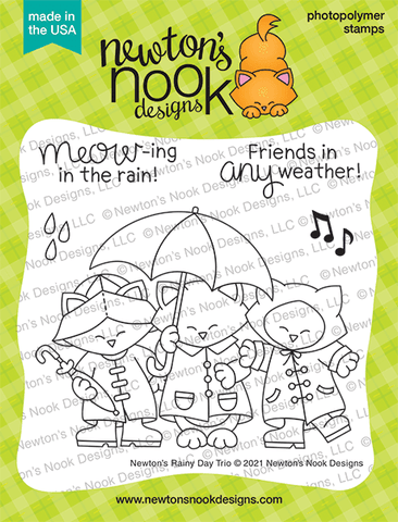 Newton's Nook Newton's Rainy Day Trio