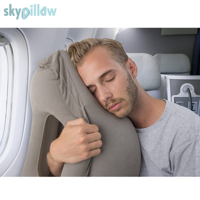 Inflatable Travel Pillow x2