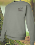 Camp Crew Neck Sweatshirt