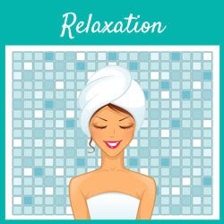 Spa time at-home