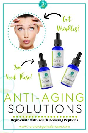 Anti-Aging Solutions for Forehead, Crow's Feet, and Wrinkles