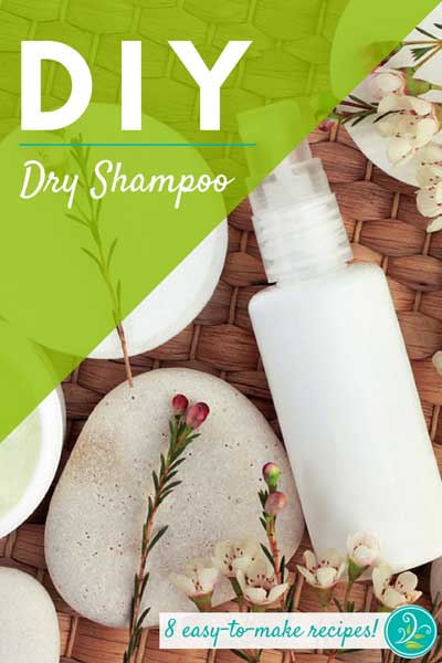 DIY Dry Shampoo Recipe