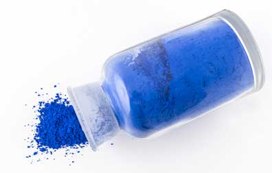Blue GHK Copper Peptide Powder