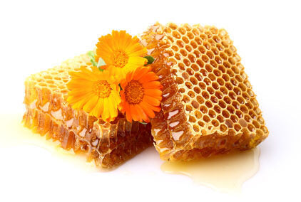 """propolis from honey"""