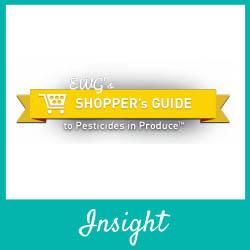 EWG Shoppers Guide to Clean Produce