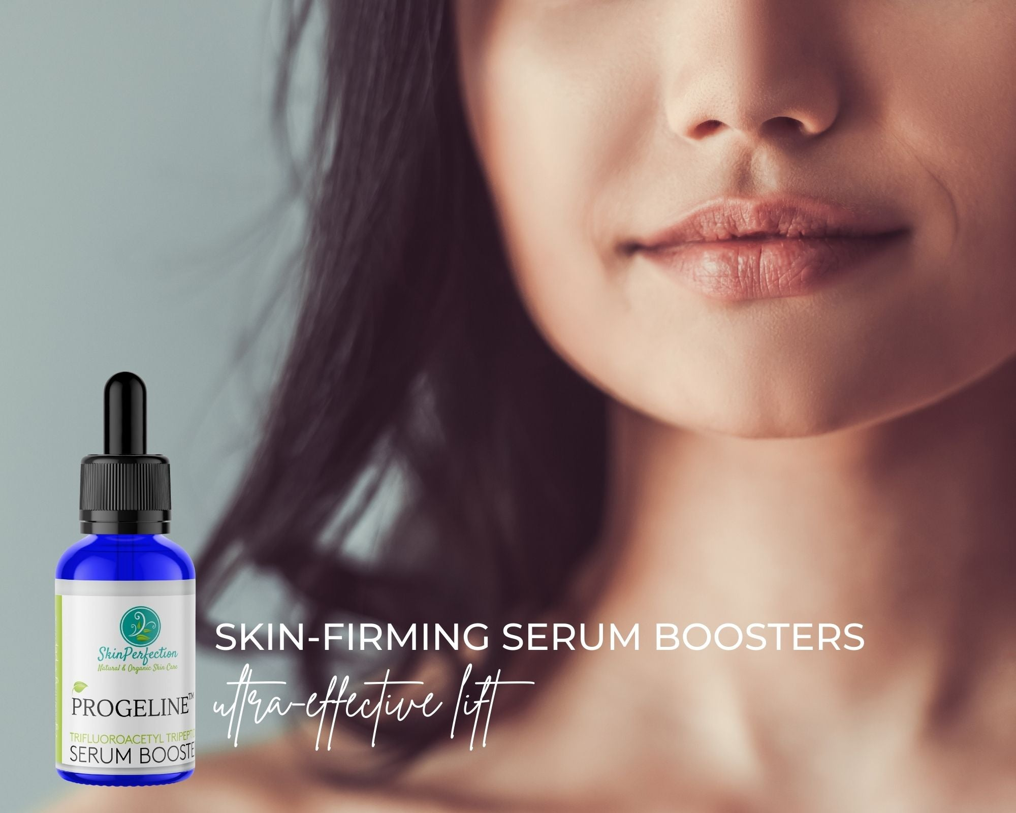 Skin Firming Serum Boosters with Progeline