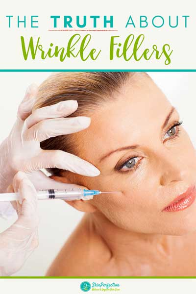 Truth About Wrinkle Fillers and Injectables | Dermal Fillers