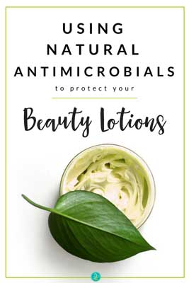 Antimicrobials Protect Skincare Products