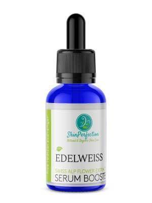 Edelweiss Extract twice the power of Vitamin C