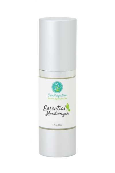 Essential Moisturizer Made with Organic Ingredients