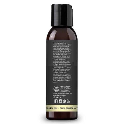 Clean Beauty Oil from Coconuts