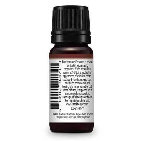 Essential Oil for Minimizing the Appearance of Wrinkles