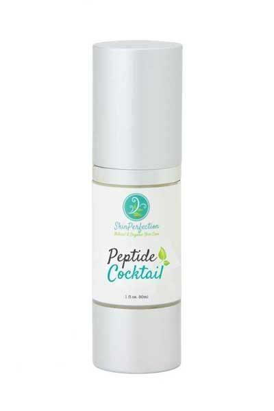 Anti aging serum - Peptide Cocktail for aging skin