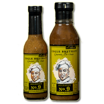ALLSAUCE™ No.9 - 2 pack (Mixed)
