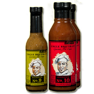 ALLSAUCE™ - 3 pack (Mixed) A