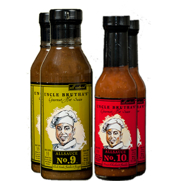 ALLSAUCE™ - 4 pack (Mixed)