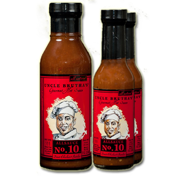 ALLSAUCE™ No.10 - 3 pack (Mixed)