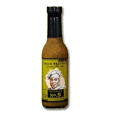 ALLSAUCE™ No. 9 Chile Verde Garlic and Ginger (5oz.)