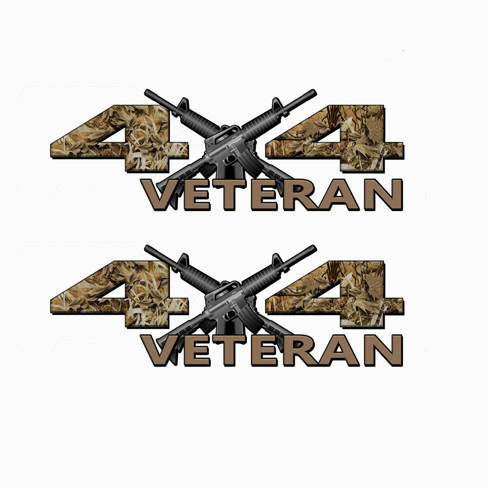 Veteran 4X4 Grassland Decals