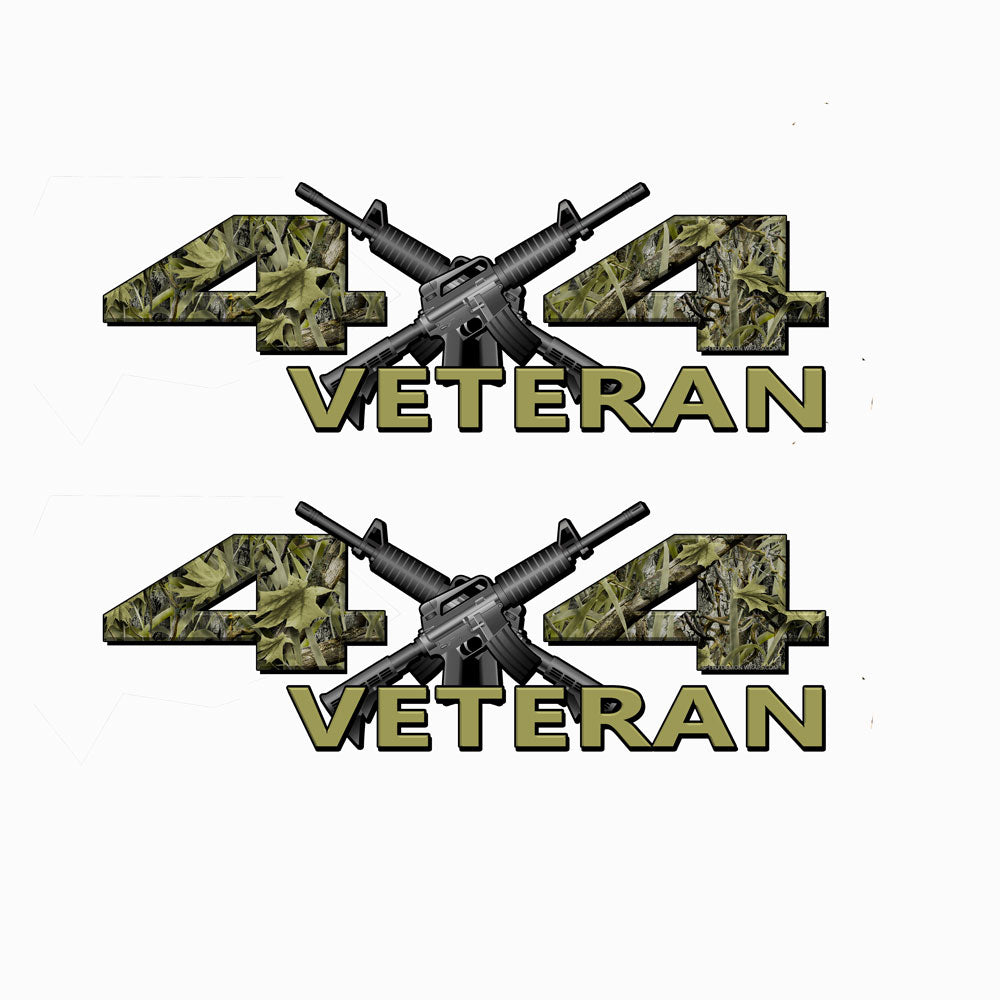 Veteran 4X4 Marsh Decals