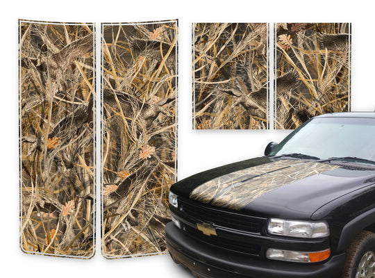 Chevy Tahoe Racing Stripes Tallgrass Duck- 2000-2006
