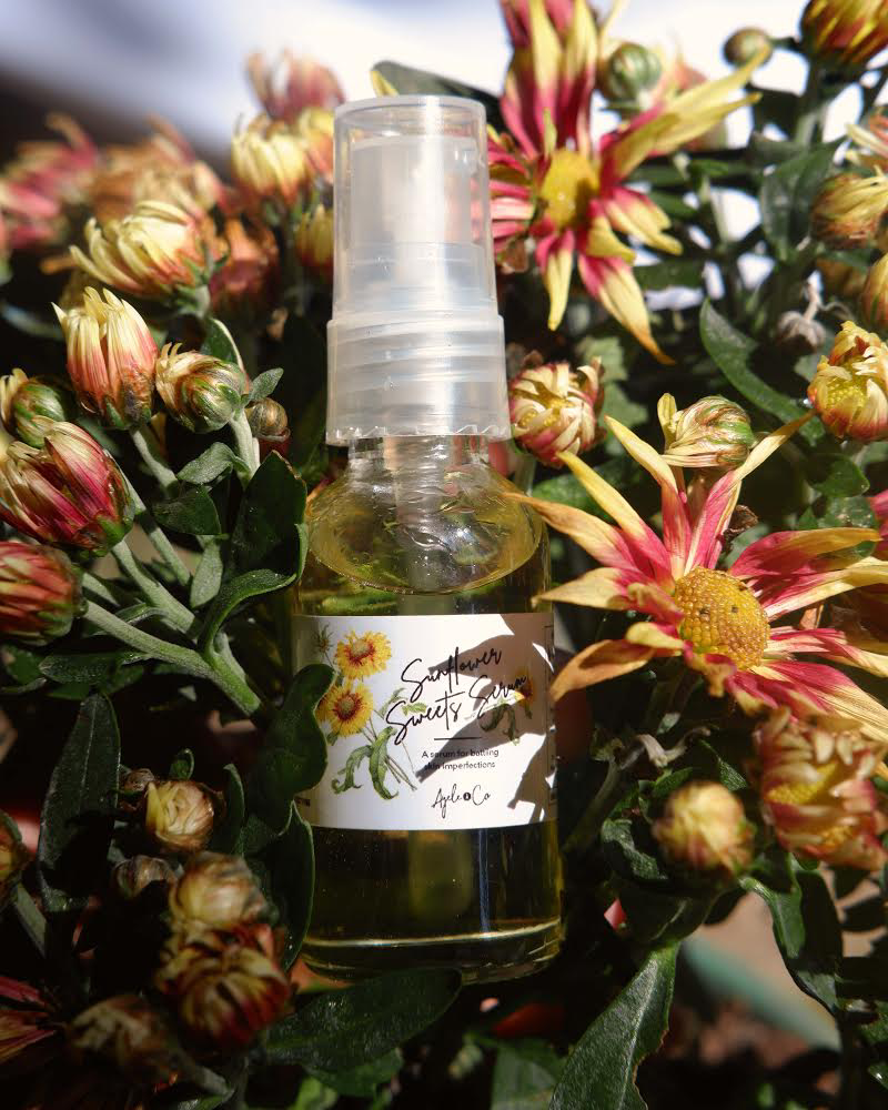 Sunflower Sweets Serum