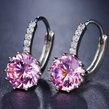 Load image into Gallery viewer, Classic Fashion Studs - Pink - Classic Fashion Jewelry Stones Studs Loan Usa