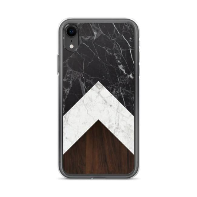 Marble Arrow Iphone Case - Tech Loan Usa