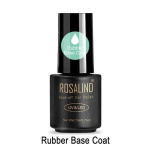 Rosalind Gel Nails Rainbow Gel - Rarbase - Christmas Gifts Holiday Look Your Best Nail Polish Loan Usa
