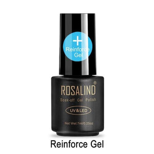 Rosalind Gel Nails Rainbow Gel - Rarg - Christmas Gifts Holiday Look Your Best Nail Polish Loan Usa