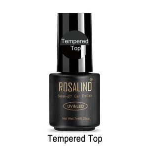 Rosalind Gel Nails Rainbow Gel - Rattop - Christmas Gifts Holiday Look Your Best Nail Polish Loan Usa