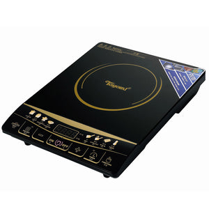 TOYOMI Black Vitro Ceramic Induction Cooker IH 08V08