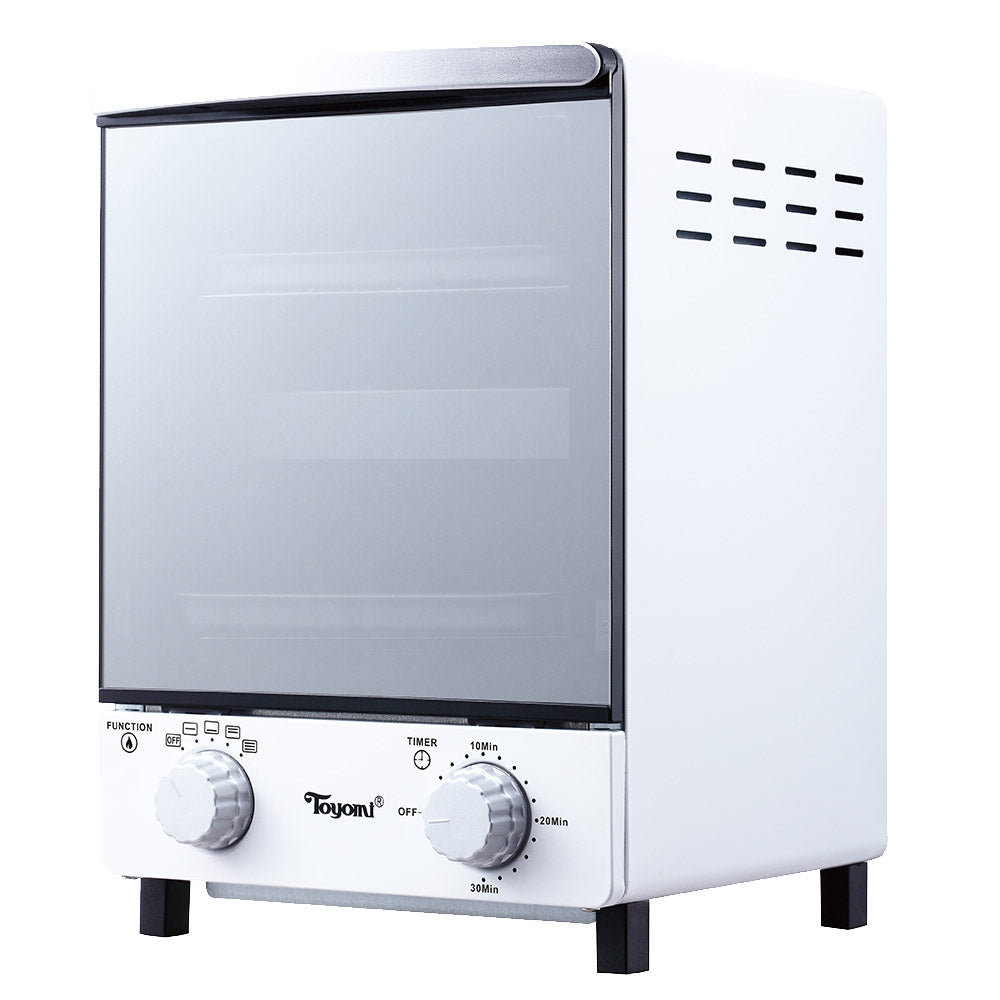 TOYOMI 12L Mini Double Rack Electric Oven TO 1212