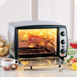TOYOMI 19L Electric Oven with Rotisserie TO 1919RC