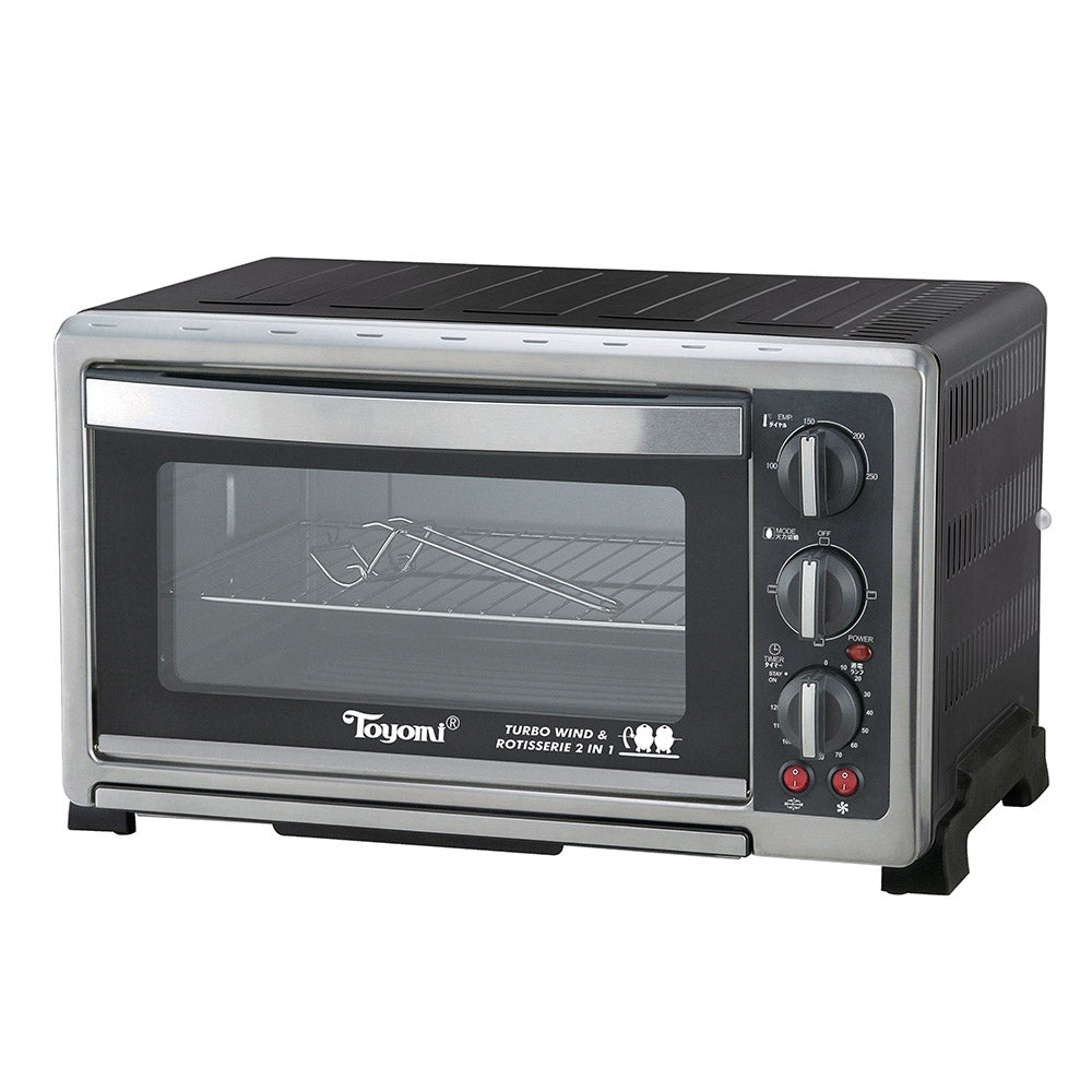 TOYOMI 60L Electric Oven with Rotisserie TO 7760RC